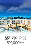 보라카이 PKG 599,000원~