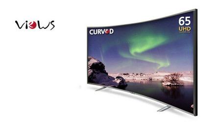[예약판매] Views 65인치 커브드 TV
