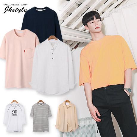 [원더쿠폰] 셔츠/ 티셔츠/ 팬츠