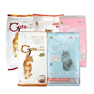 [원더배송] 캐츠랑 고양이사료 무배