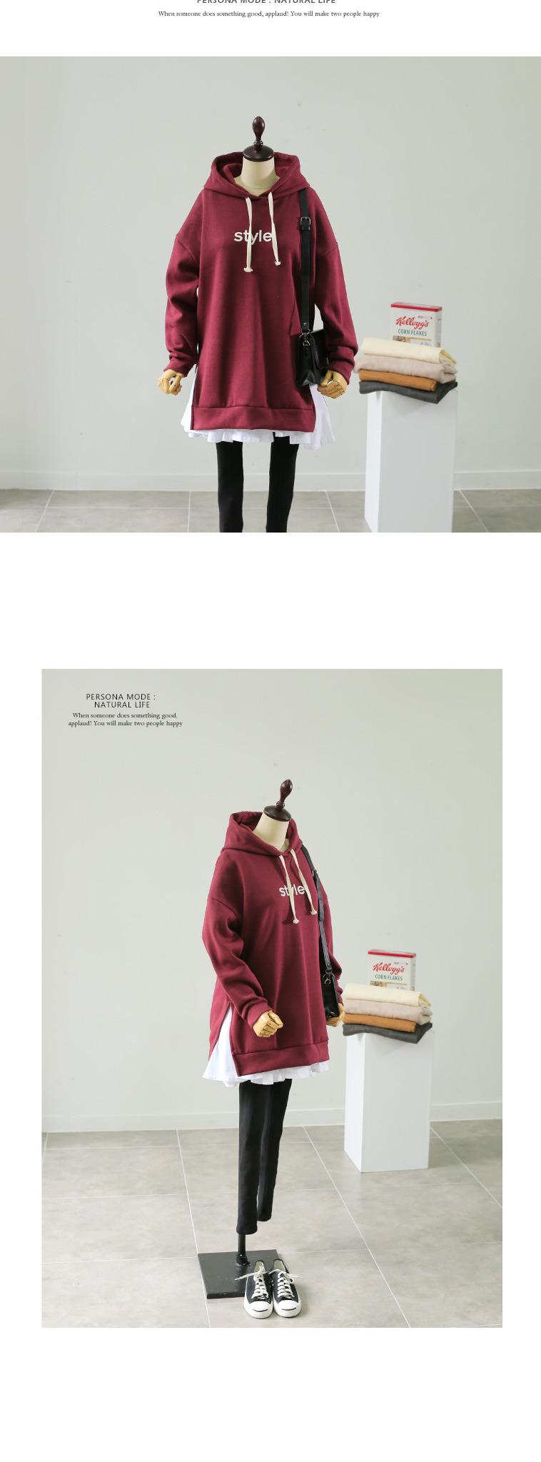 [무료배송] 맨투맨/가디건/블라우스 - 상세정보