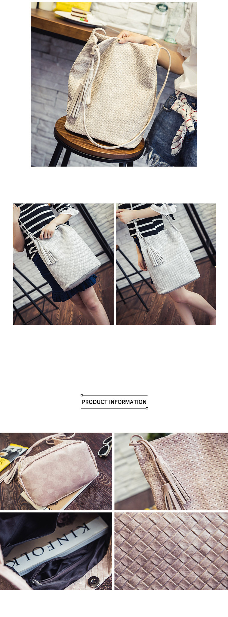 [스타쿠폰] 여성가방/토드백/봄신상 - 상세정보