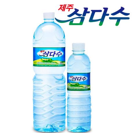 [무료배송] 제주 삼다수 2L x 6펫