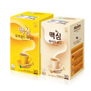 [원더배송] 맥심 커피믹스 160입