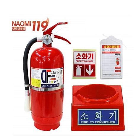 안전필수품 ABC 소화기