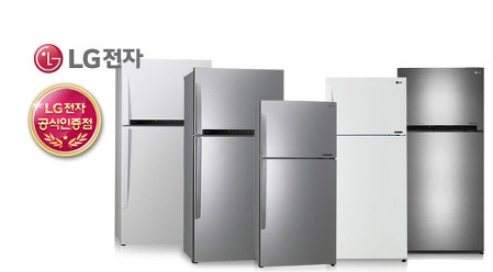 LG 싱싱 일반냉장고 8종