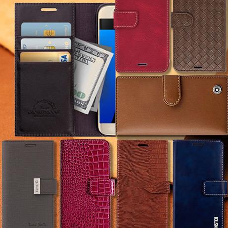 [균일가] 핸드폰 휴대폰 지갑 케이스