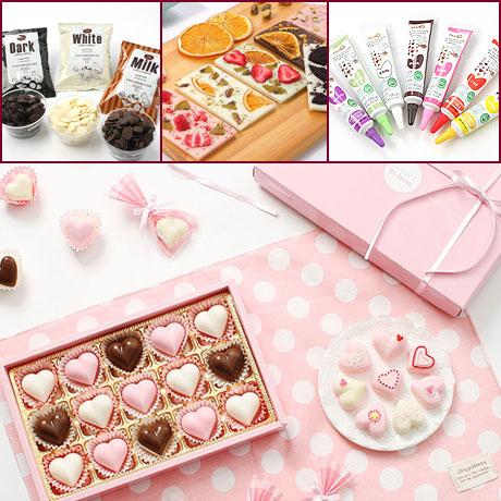초콜릿만들기 재료&세트 모음전! DIY