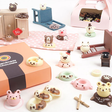 초콜릿만들기재료&세트모음/DIY파베