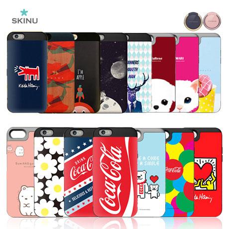 스키누 디자인 휴대폰/핸드폰케이스
