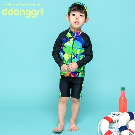 동그리 유아 아동 래쉬가드 수영복~!