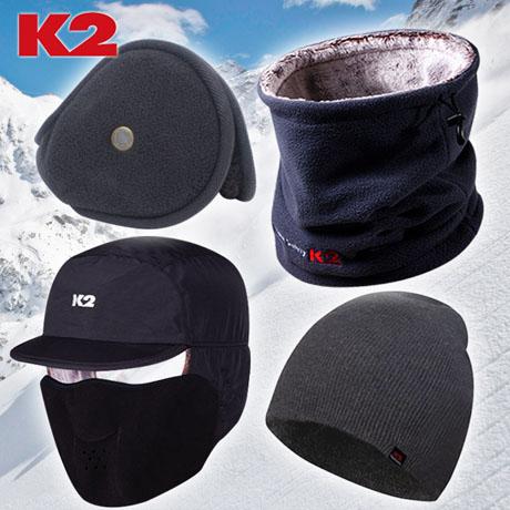 K2 넥워머/비니모자/귀마개 외