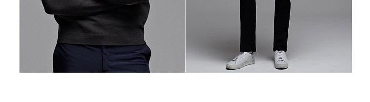 [마이사이즈] 남성 95 라운드 니트 - 상세정보
