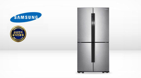 삼성 901L 지펠 냉장고 RF90J90N3SL