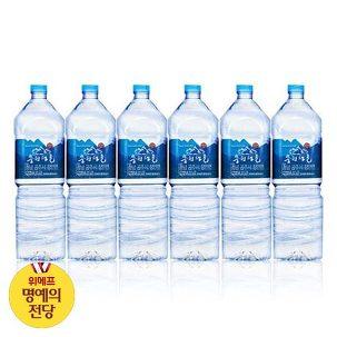 [명예의전당] 충청샘물 생수 2L 6펫