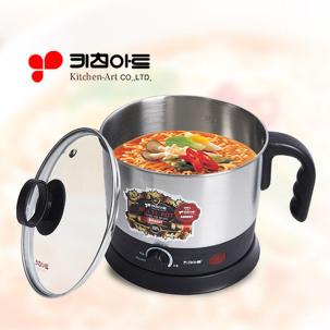 [무료배송] 키친아트 무선 라면포트