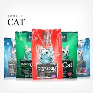 [원더배송] 프로베스트캣 고양이사료