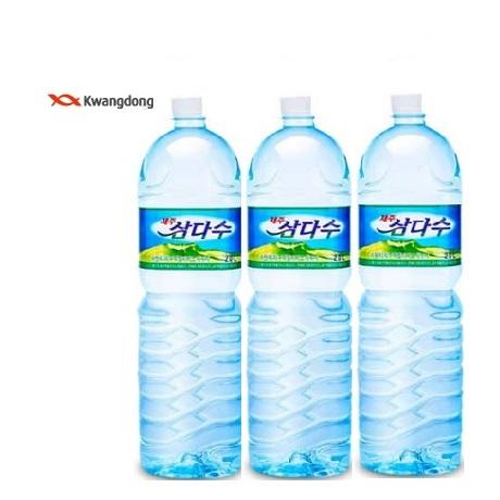 [무료배송] 삼다수 생수 2L x 12펫