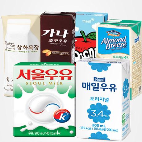 [무료배송] 매일 멸균우유 24팩