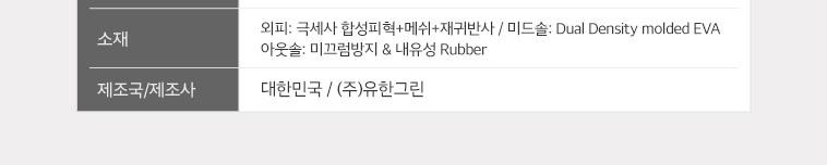 [무료배송] 인기브랜드 안전화 55종 - 상세정보