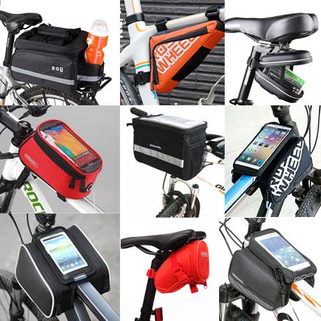 [무료배송] 자전거가방/자전거용품