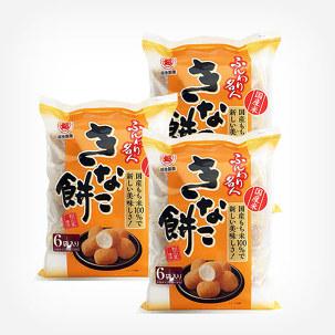 [원더배송] 훈와리 콩가루모찌 X 3