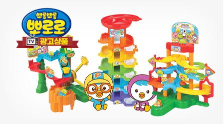 데굴데굴 뽀로로 놀이세트 모음전!