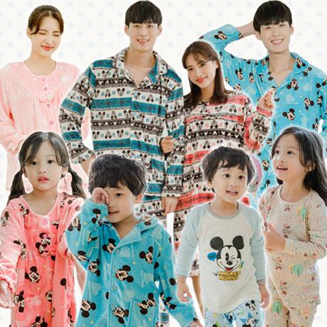 [무료배송] 성인수면잠옷/아동잠옷
