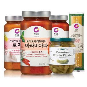[원더배송] 청정원 스파게티 2+1+1