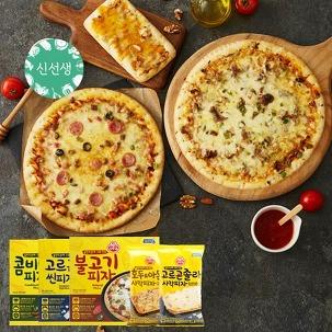 [신선생] 오뚜기 냉동간식 피자 특가