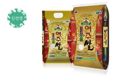 [신선생] 대왕님표 여주쌀 추청10kg