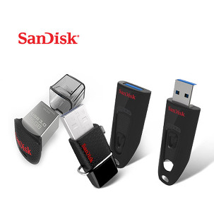[무료배송] 샌디스크 USB3.0 3종모음