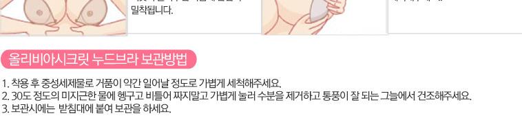 [무료배송] 올리비아시크릿 누드브라 - 상세정보