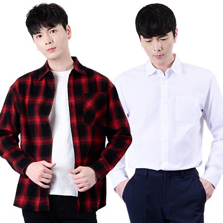 [무료배송] 남성 인기 셔츠남방 47종