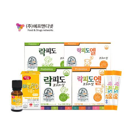 [무료배송] 락피도엘 유산균 30포