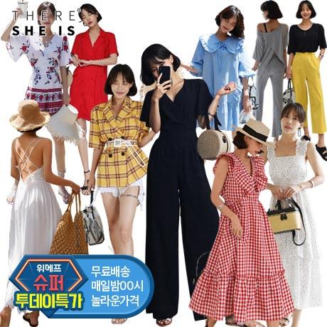 [슈퍼투데이특가] 린넨/원피스/셔츠