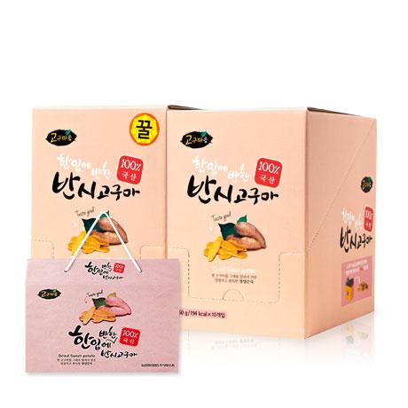 [2019설] 꿀고구마말랭이 선물세트