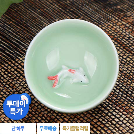 [투데이특가] 물고기 소주잔1+1