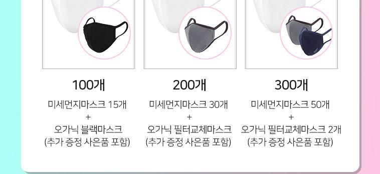 [명예의전당] KF94 미세먼지 마스크 - 상세정보