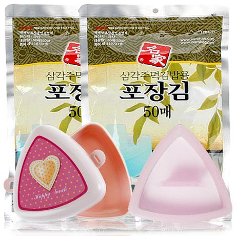 삼각김밥김 50/100매