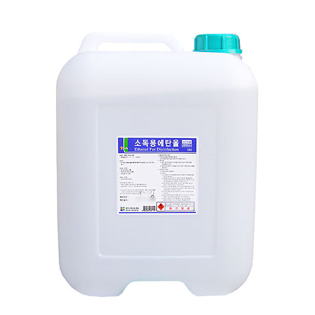 한신제약 소독용에탄올 18L