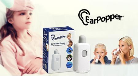 중이염 치료기 이어포퍼(Ear Popper)