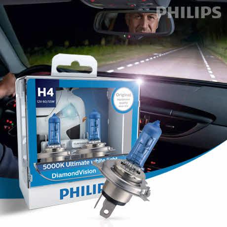 [무료배송] 필립스 차량용 전조등