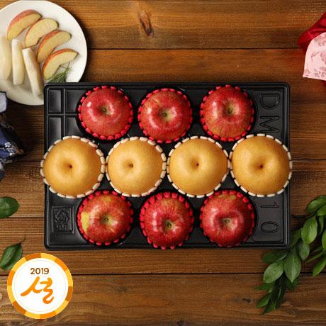 [2019설] 사과배 과일선물세트4kg!