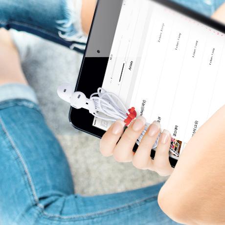 1+1 아이언 USB C타입 충전기 케이블