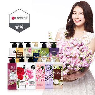 [원더배송] 온더바디 바디워시/로션