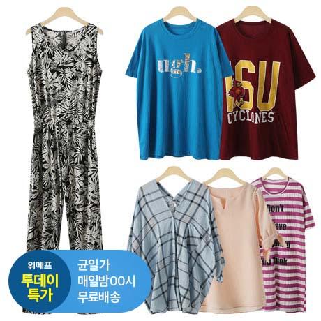 [투데이특가] 롱원피스/티셔츠/루즈