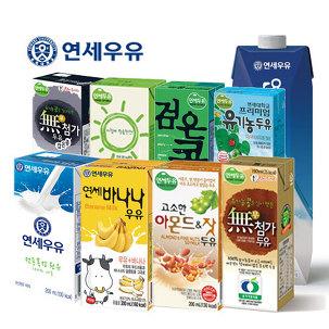 [원더배송] 연세우유 멸균우유 24팩