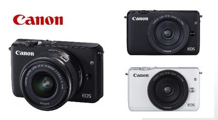 캐논 EOS M10 카메라