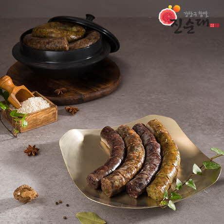 [한정수량] 아삭담백 찰순대 1kg